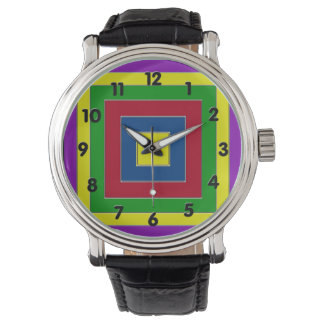 Russian Square Watch