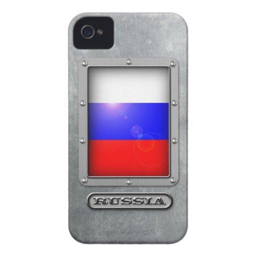 Russian Steel Blackberry Bold Case