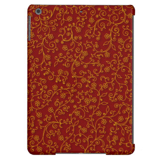 Russian style ivy iPad air case