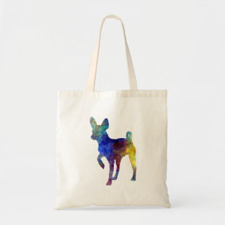 Russian Toy 01 in watercolor Tote Bag