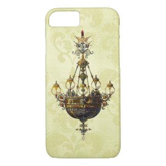 Russian Vintage Antique Chandelier iPhone 8/7 Case