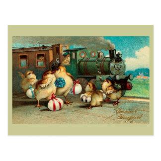 Russian Vintage Easter Postcards