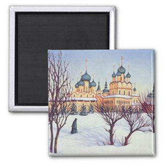 Russian Winter 2004 Magnet
