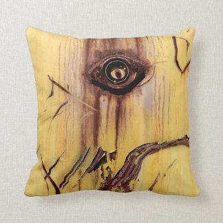 Rust Abstract Art - Cool Fun Unique Cushion