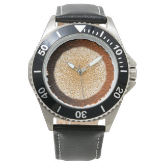 Rust and Sand Watch