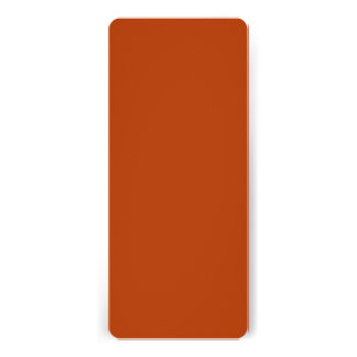 Rust High Quality Colored Invites