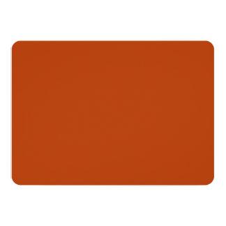 Rust High Quality Colored Custom Invites