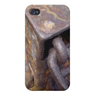 Rust iPhone 4/4S Cover