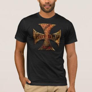 RUST-MALT-CROSS-FLAT-001 T-Shirt