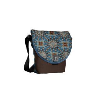 Rust-Mandala_126, ROSTart Messenger Bags