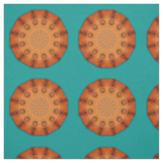 Rust-Mandala, Colors of Rust_744 Fabric