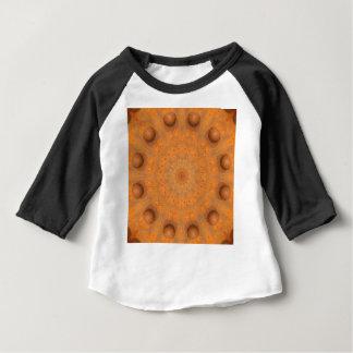 Rust-Mandala, Colors of Rust_843_2 Baby T-Shirt