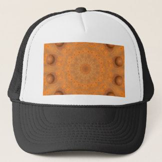 Rust-Mandala, Colors of Rust_843_2 Trucker Hat