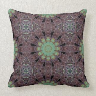Rust-Mandala, Colors of Rust Cushion