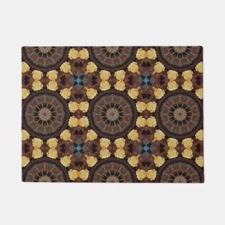Rust-Mandala, ROSTart 119_3 Doormat