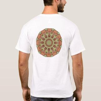Rust-Mandala, ROSTart 712_2 T-Shirt