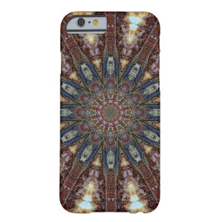 Rust-Mandala - ROSTart Barely There iPhone 6 Case