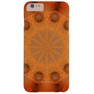 Rust-Mandala - ROSTart Barely There iPhone 6 Plus Case