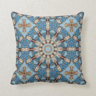 Rust-Mandala - ROSTart Cushion