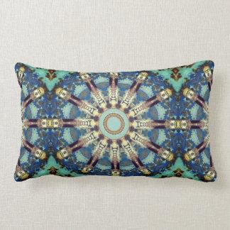 Rust-Mandala - ROSTart Lumbar Cushion