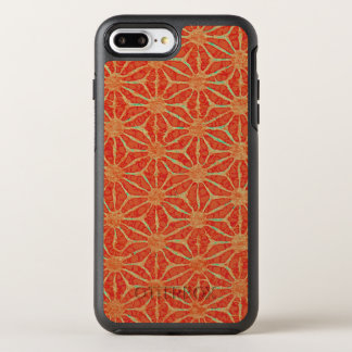 Rust Pinwheel Pahtay 4Ronnie OtterBox Symmetry iPhone 8 Plus/7 Plus Case