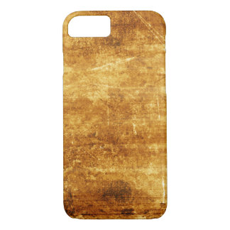 Rust Stained Surface Design iPhone 7 Case