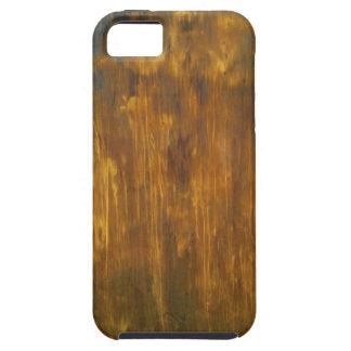 Rust Textured Original Painting Case