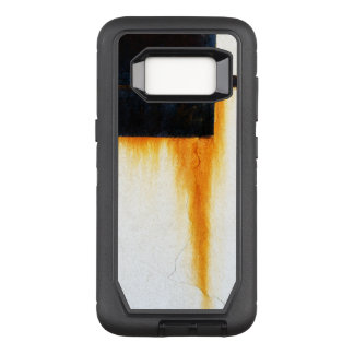 Rusted Bar Wall OtterBox Defender Samsung Galaxy S8 Case