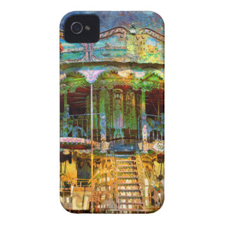 RUSTED CARNIVAL MEMORIES Case-Mate iPhone 4 CASES