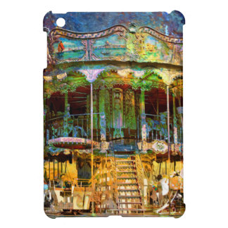 RUSTED CARNIVAL MEMORIES COVER FOR THE iPad MINI