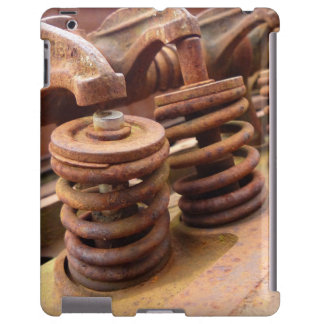 Rusted Engine Parts Manly Automotive Theme