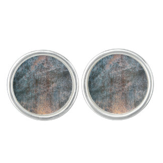 Rusted Iron Texture Pattern 1 Cufflinks