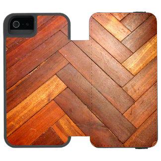 Rusted Metal Incipio Watson™ iPhone 5 Wallet Case