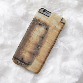 Rusted Metal iPhone 6 case Barely There iPhone 6 Case