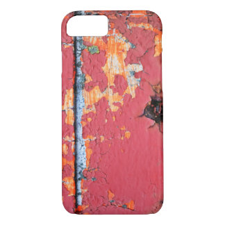 Rusted Red iPhone 7 Case