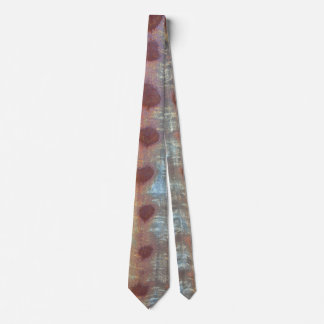 Rusted Sheet Metal Tie