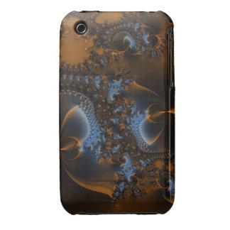 Rusted Splendor Fractal iPhone 3 Case-Mate Case