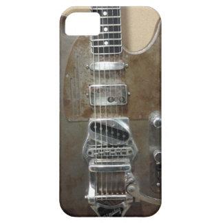Rusted Steel Custom Telecaster Phone Case Design