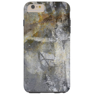 Rustic Abstract Tough iPhone 6 Plus Case