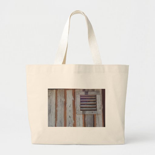 Rustic American Flag Canvas Bags