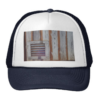Rustic American Flag Cap