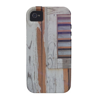 Rustic American Flag Vibe iPhone 4 Cases