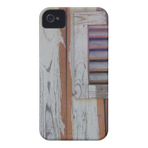 Rustic American Flag iPhone 4 Cover