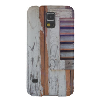 Rustic American Flag Case For Galaxy S5