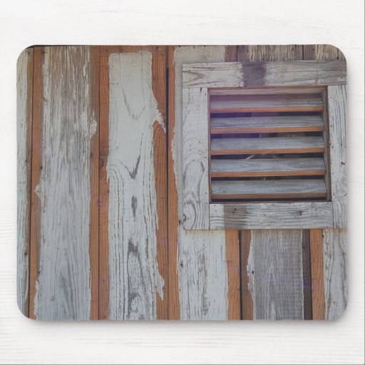 Rustic American Flag Mouse Pads