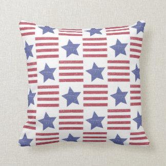 Rustic Americana Cushion