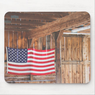 Rustic Americana Mouse Pad