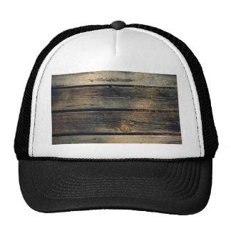 Rustic Barn Wood Cap