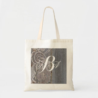 rustic barn wood lace western country monograms