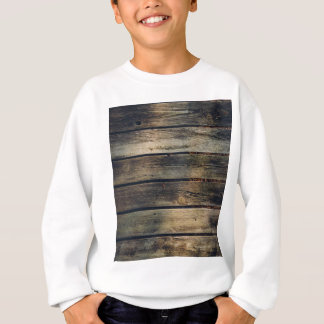 Rustic Barn Wood Sweatshirt